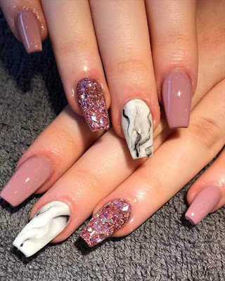 nail elegant fashionable