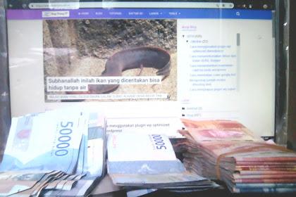 Daftar situs penghasil uang terbukti membayar