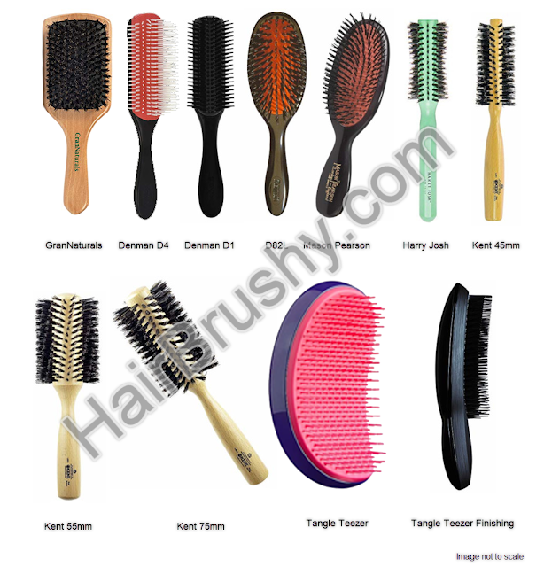What kind of brush is best for thin hair