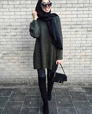 hijab-avec-lunettes-hiver-2019