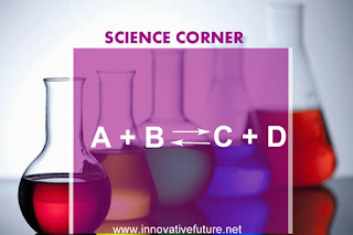 Reversible Reaction formula on Innovative Future