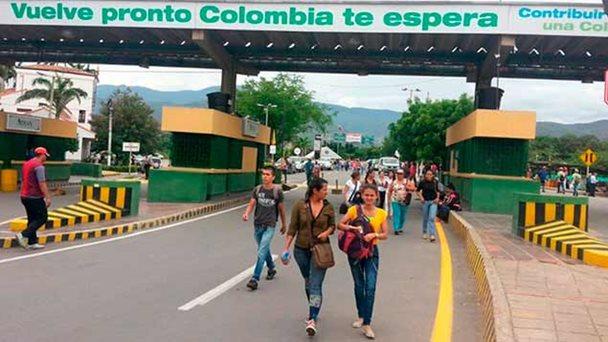 Cavecol: Comercio entre Colombia y Venezuela cae 58% en 2017