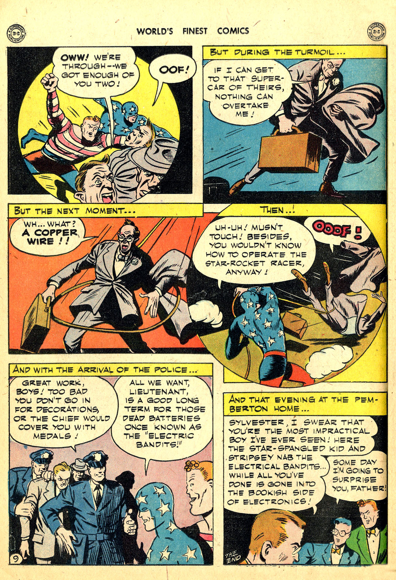 Read online World's Finest Comics comic -  Issue #18 - 24