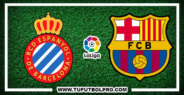 Ver Espanyol vs Barcelona EN VIVO Por Internet Hoy 4 de febrero de 2018