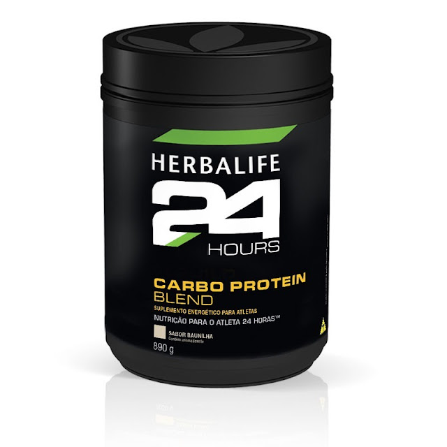 Herbalife produtos 24 horas Carbo Protein Blend