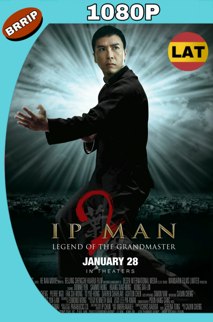 IP MAN 2 (2010) BRRIP 1080P LATINO MKV