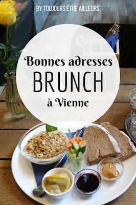 Seize bonnes adresses petit déjeuner et brunch à Vienne (Autriche)