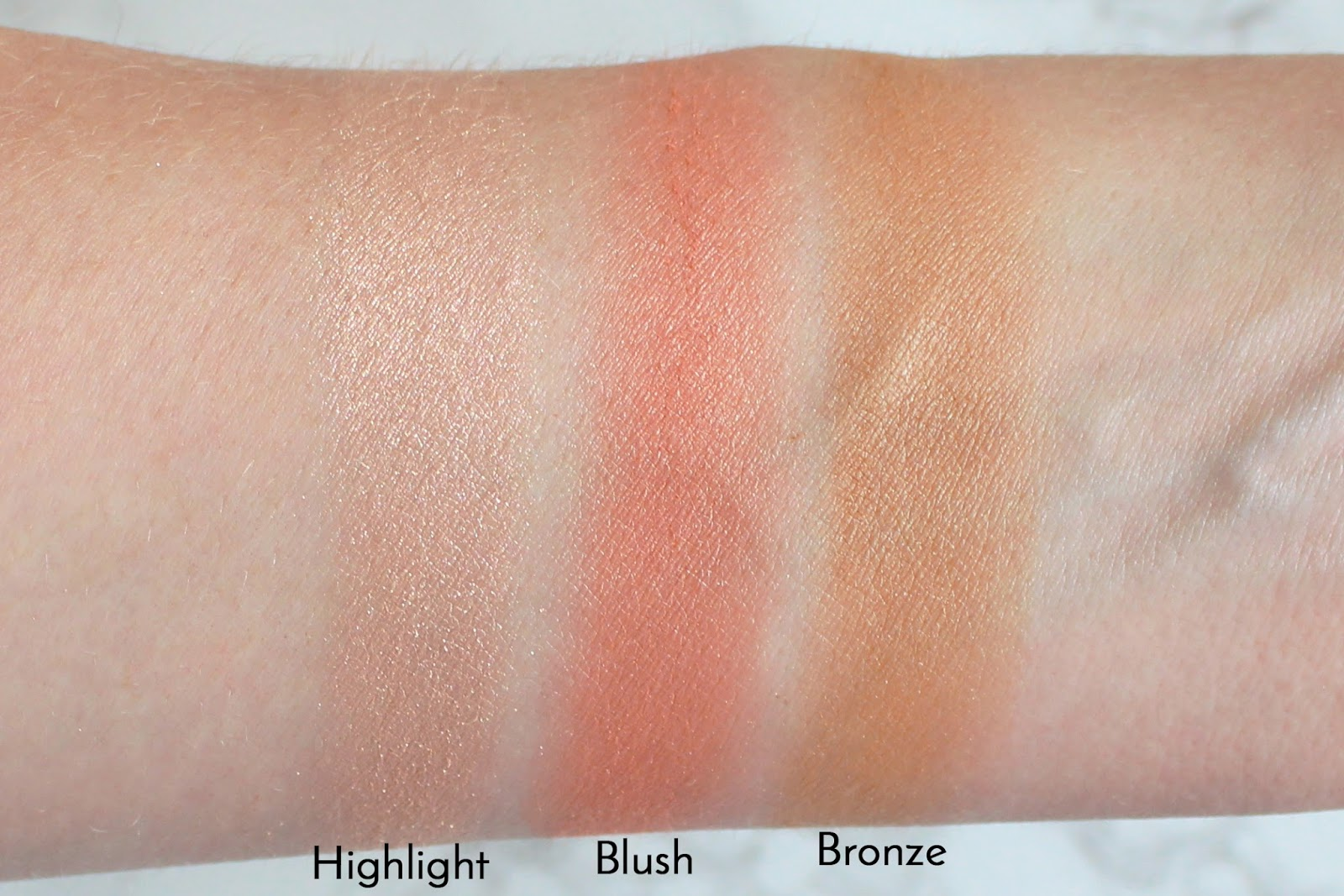 Too Faced's Sweet Peach Glow Palette