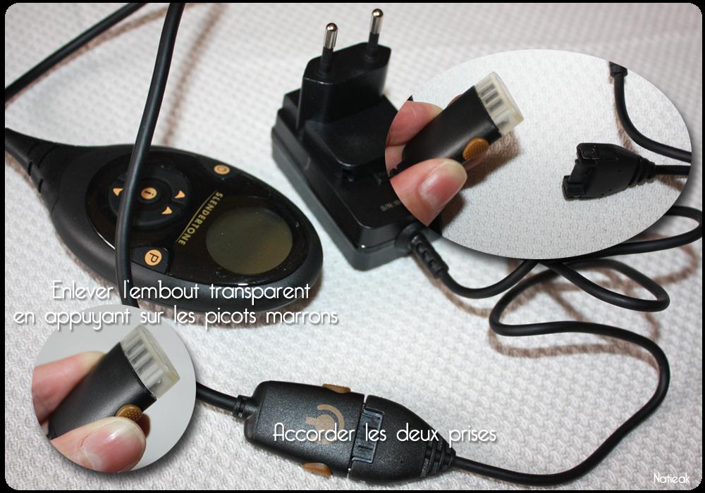 chargeur de batterie de la ceinture Abs 7 de Slendertone