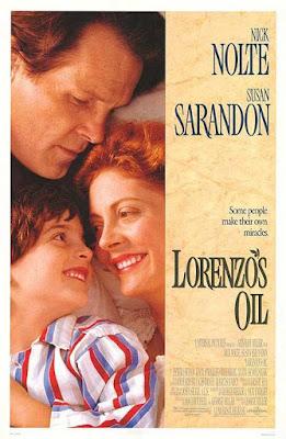 Una metáfora sobre la lucha en los trastornos de apego: El aceite de la vida (Lorenzo's Oil) (1992)