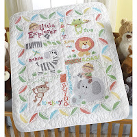 Little Explorer Crib Cover Kit