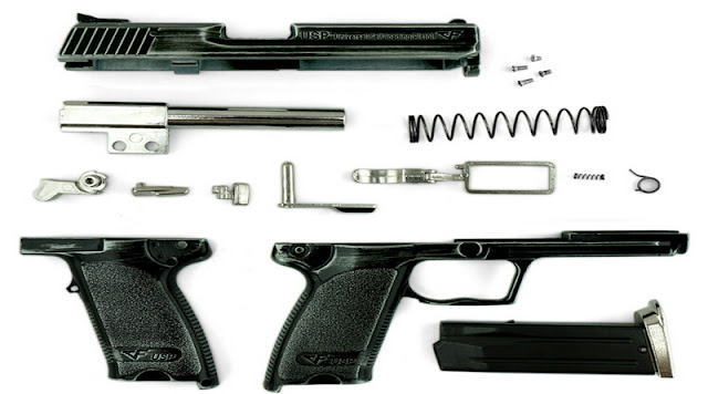 Exército define regras para terceirização de peças de armas de fogo
