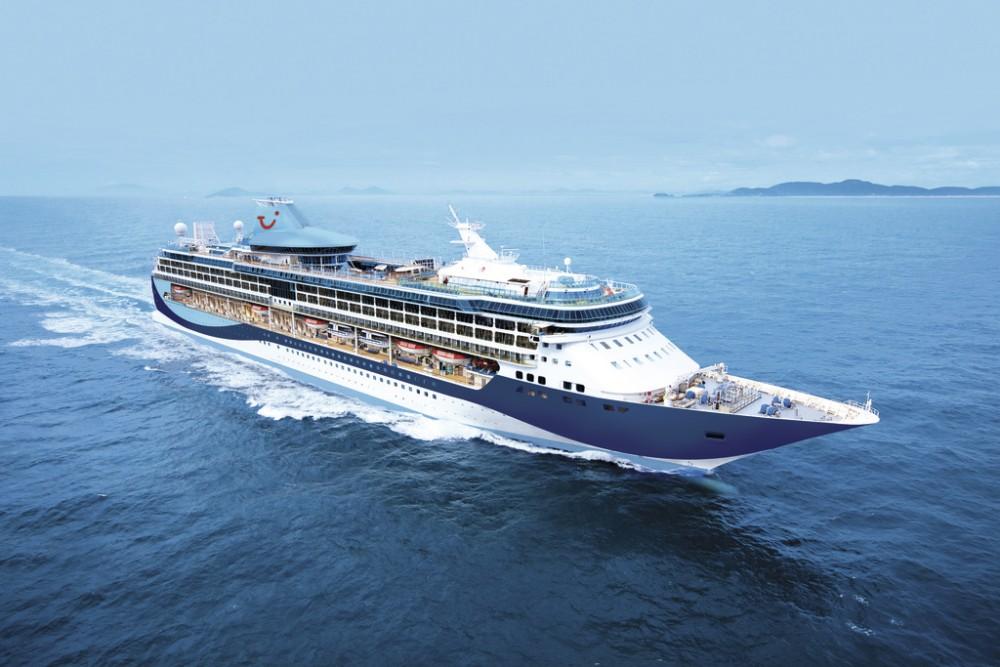 Thomson Cruises Newest Ship Named TUI Discovery