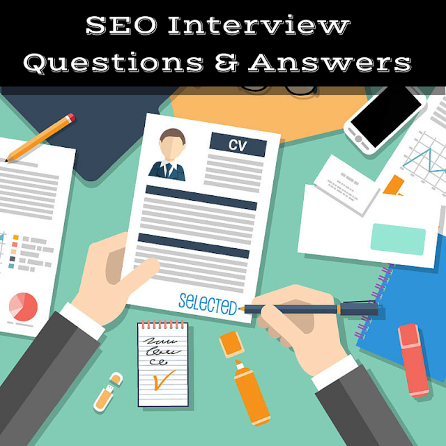 SEO Interview Ques & Ans