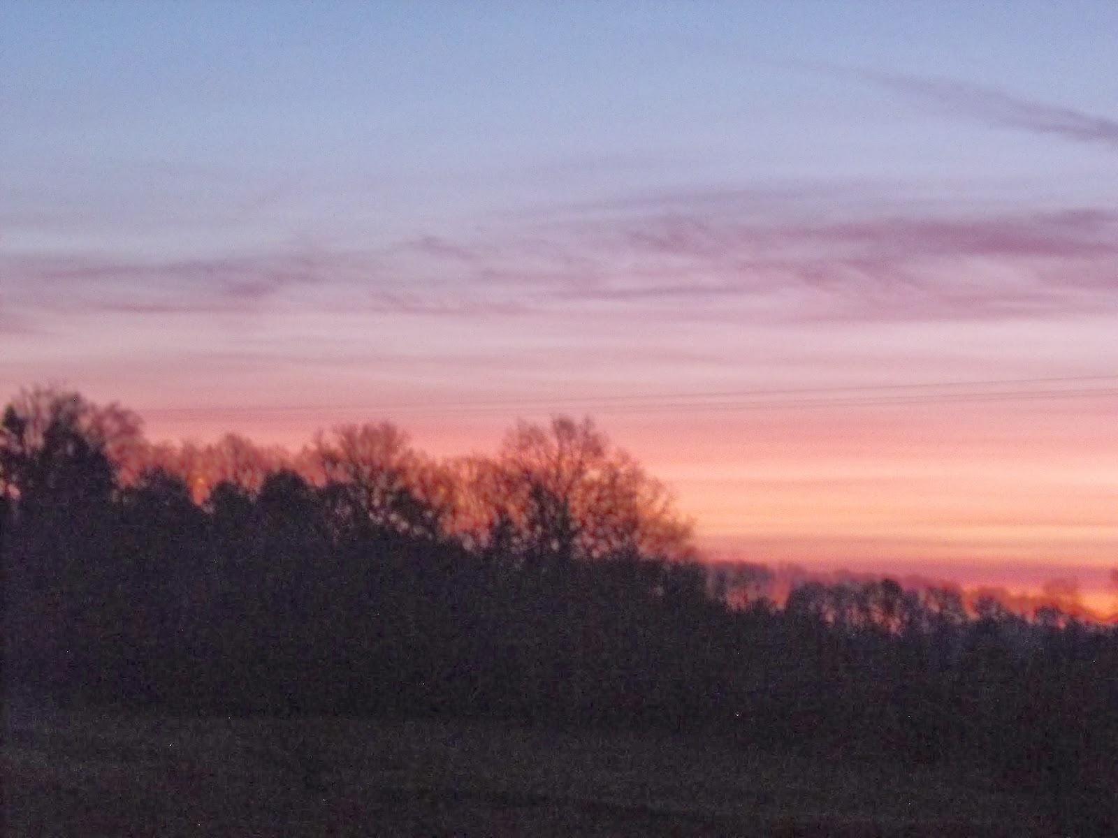 Tidig morgon, Sösdala, morgon, Vacker natur, underbart, livet på landet, landsbygden