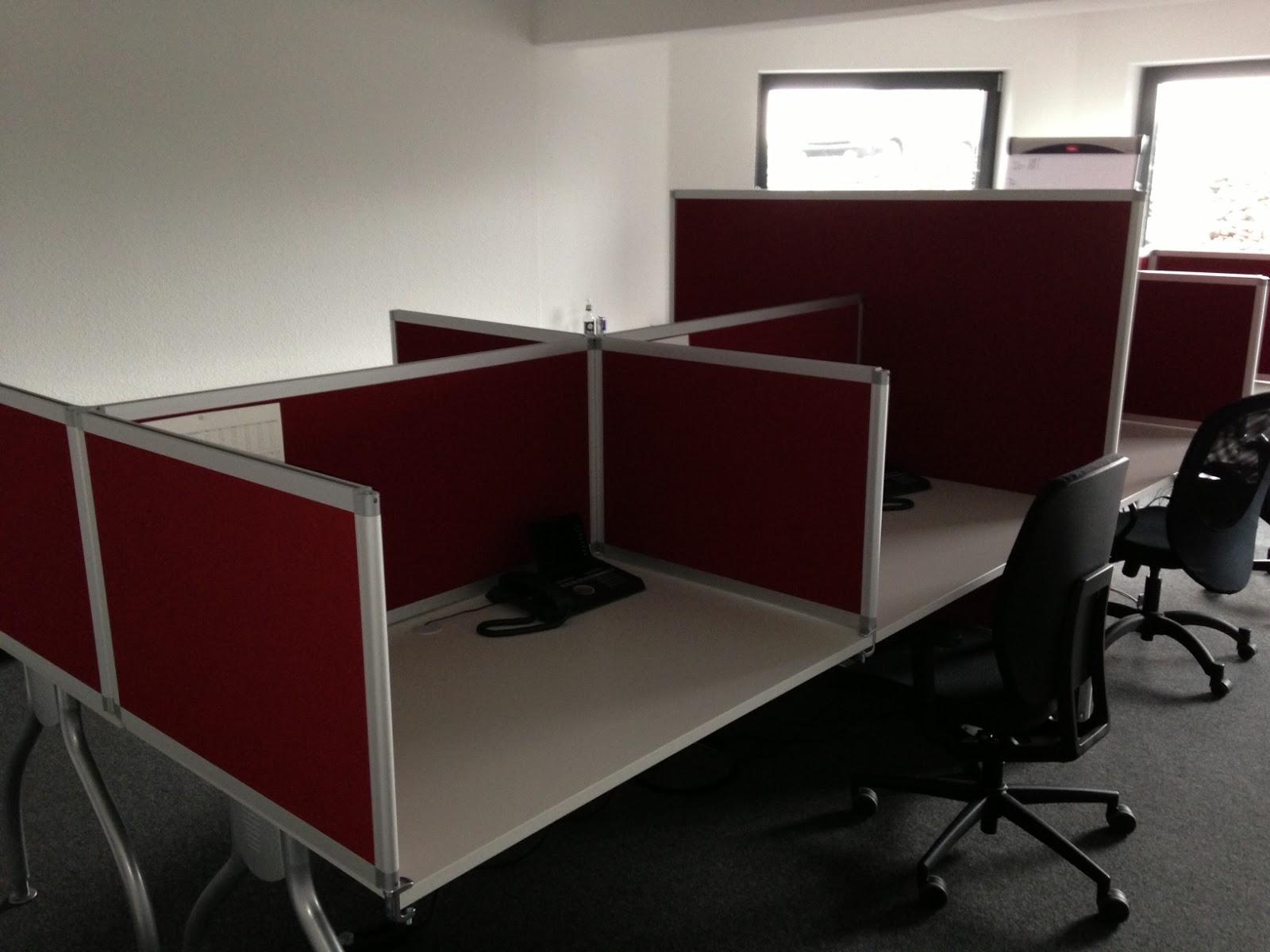 Colour Up Your Office Gebrauchte Büromöbel Und Call Center Möbel