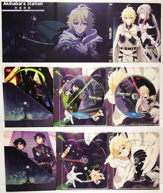 "Reseña del anime ""Seraph of the End"" (Owari no Seraph 終わりのセラフ) de Jonu Media."
