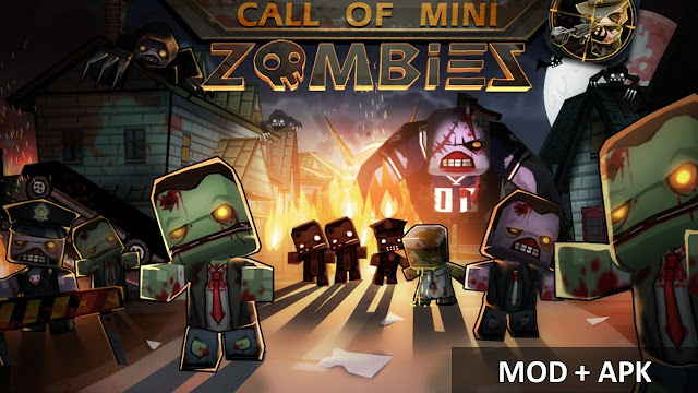 Call of Mini Zombies v4.3.4 MOD