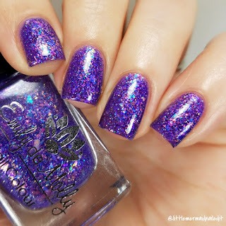 Emily De Molly Sweet Sacrifice Swatches and Review