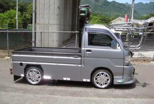 Foto modifikasi mobil pick up ceper l300 t120ss suzuki