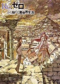 Re: Zero Kara Hajimeru Isekai Seikatsu - Rekomendasi Anime Yang Mirip Dengan Steins; Gate