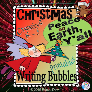 https://www.teacherspayteachers.com/Product/Christmas-Creatve-Writing-Prompts-with-Chrismas-Writing-Bubbles-2220602
