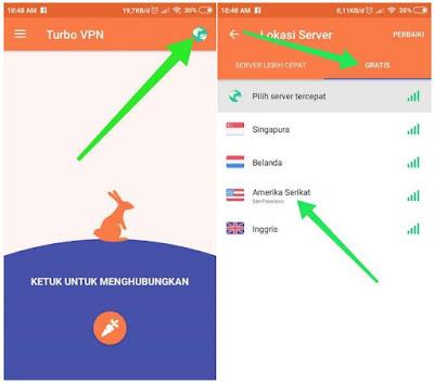 Cara Menggunakan VPN di Android dan iPhone