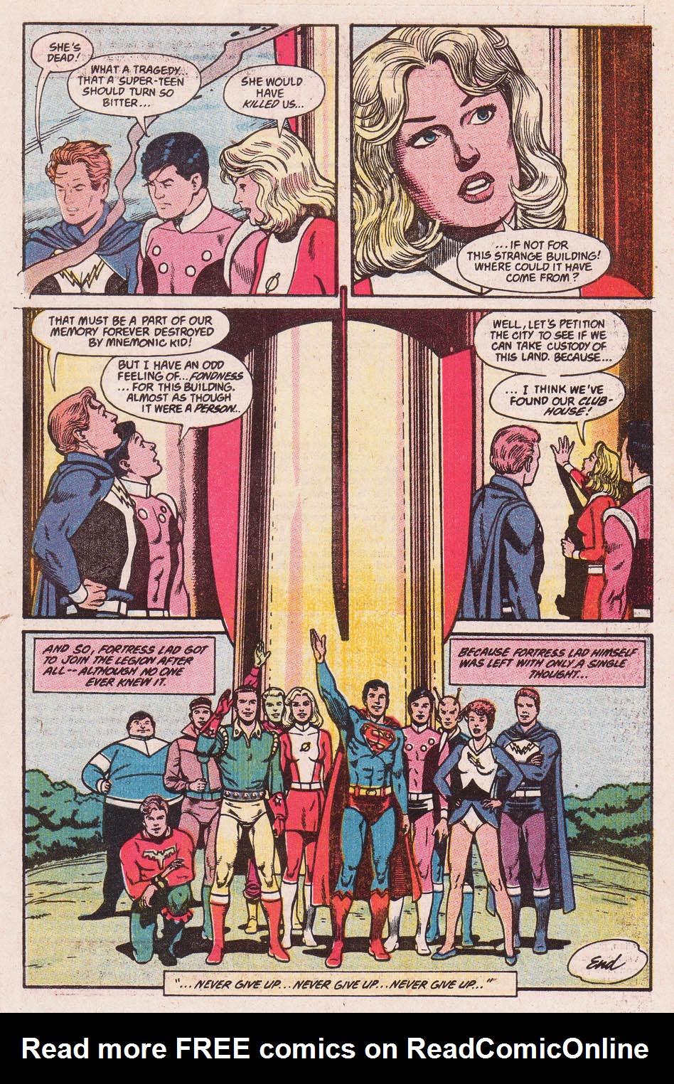 Read online Secret Origins (1986) comic -  Issue #46 - 38