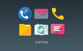 MATERIALISTIK Launcher ICON PACK