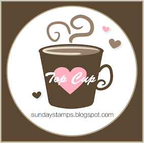 Sunday Stamps - Top Cup!