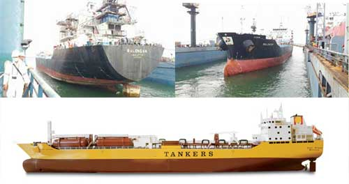 Mengenal Lebih Dekat Pelaksanaan Docking Repair Kapal
