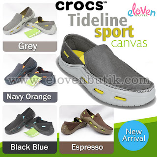 crocs Tideline Sport Canvas
