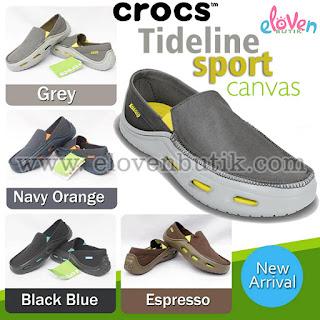 crocs Tideline Sport Canvas