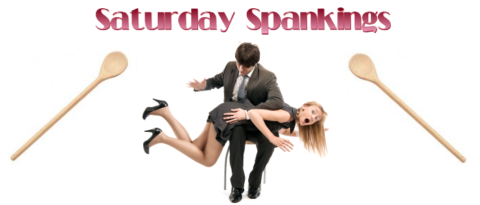 Saturday Spankings Banner