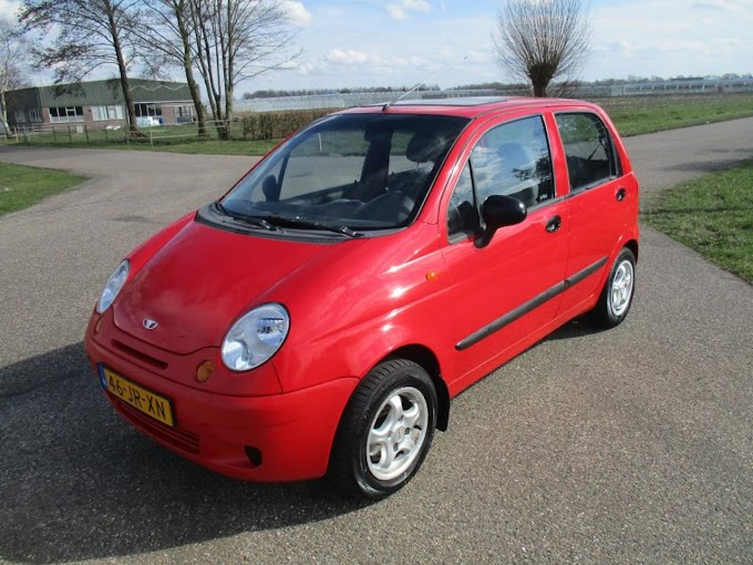 Descarga manual Daewoo Matiz