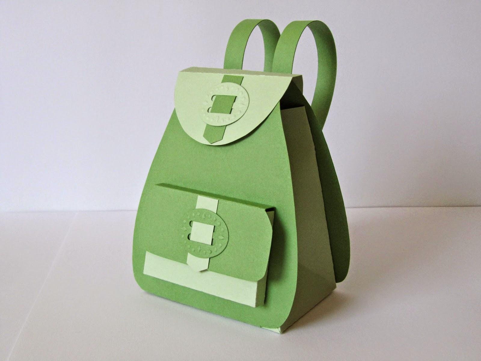 rucksack basteln