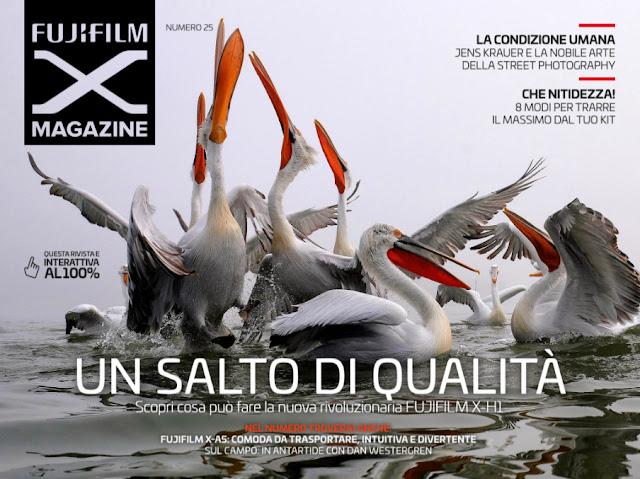 Fujifilm X Magazine