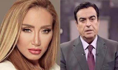 جورج قرداحى, ريهام سعيد, عايزة تاخد بالجزمة,