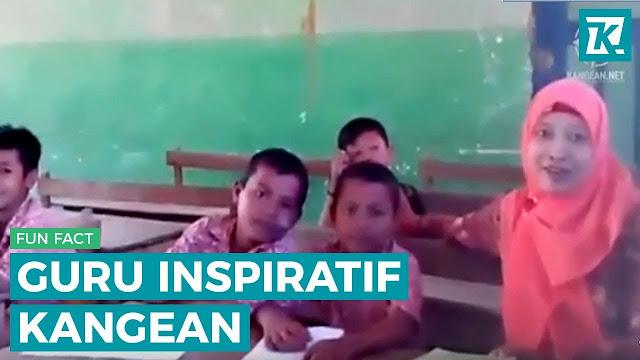 Guru Inspiratif Pengajar di Pelosok Desa