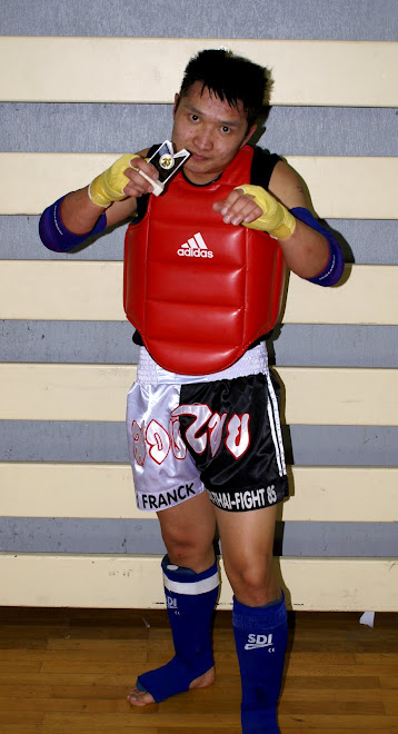 LY THIERRY VICE CHAMPION NATIONAL SENIOR CAT - 70 KG  ASSAUT 2012