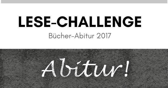 zeit f r neue genres challenge b cher abitur 2017. Black Bedroom Furniture Sets. Home Design Ideas