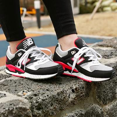 new concept 31538 36ad1 New Balance 530 Women s Black Pink   Analykix