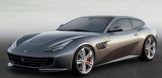 2018 Ferrari FF