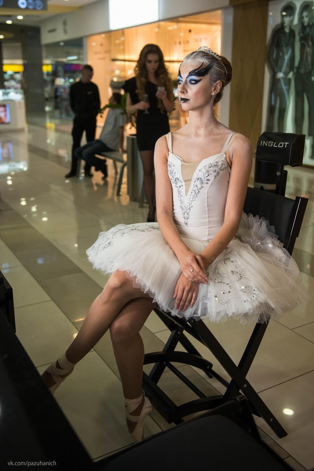 открытие тренинговый центр Inglot Ukraine, Слава Чайка, макияж, косметика Inglot