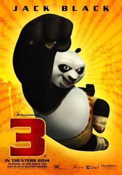 Kung Fu Panda 3 en Español Latino