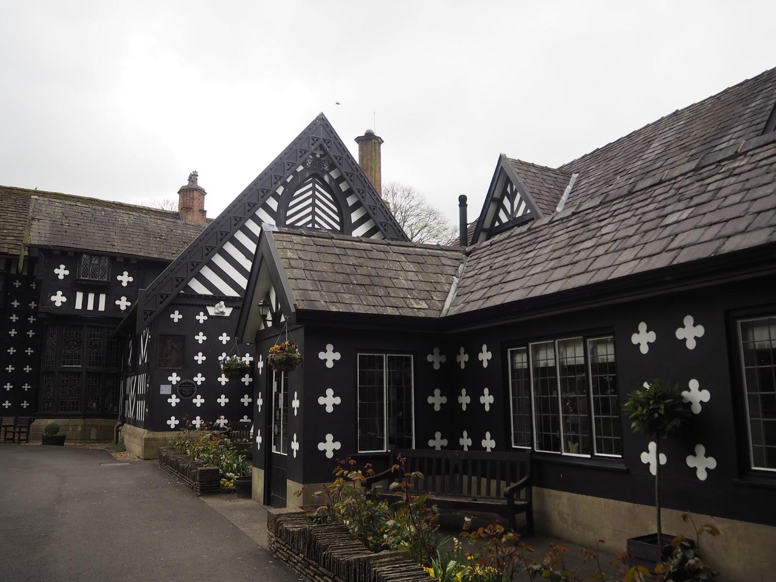 Stirk House Gisburn, Pendle Witch Tours, Samlesbury Hall, external Lancashire