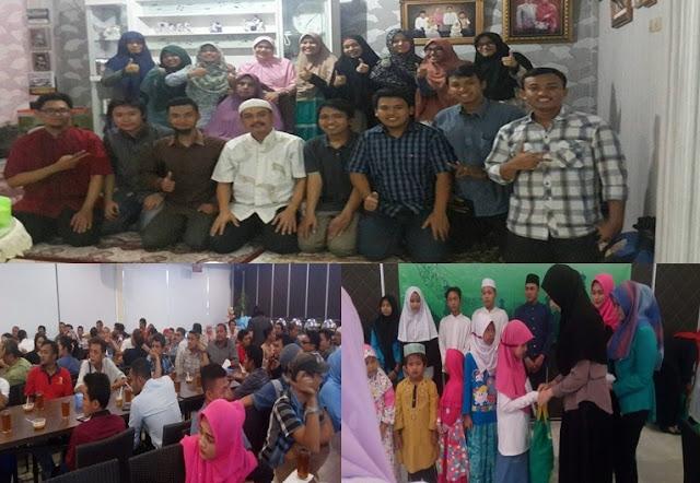 HM Sa'ban : PT.Sari Indah Lestari Gelar Buka Bersama Dengan Karyawan dan Anak Yatim Untuk Jalin Silaturahmi dan Berbagi