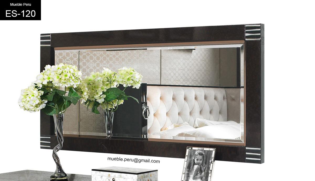 Mueble per muebles de sala espejos muebles para el hogar for Espejos de sala modernos