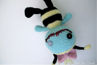 Lilo and Stitch crochet patterns