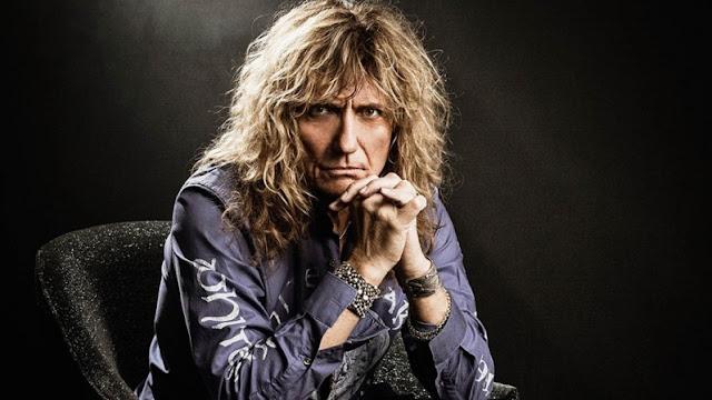 """Segundo Coverdale, novo disco do Whitesnake será """"o melhor da banda"""""""